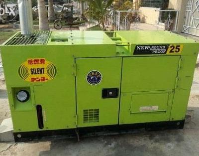 Máy phát điện Komatsu 300Kva