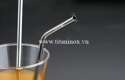 ống hút inox