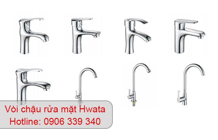 vòi nước inox hwata