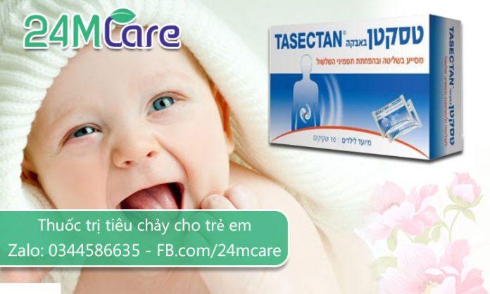 thuốc trị tiêu chảy cho trẻ em