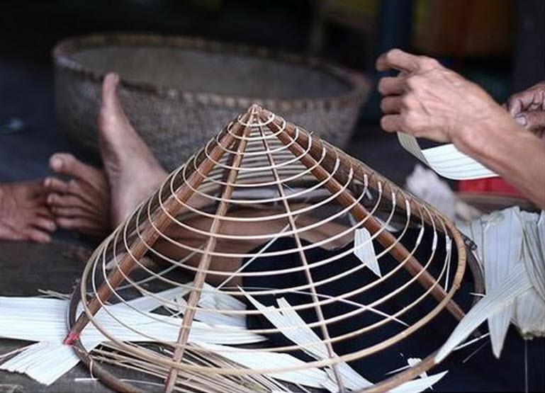 Handicraft villages mekong