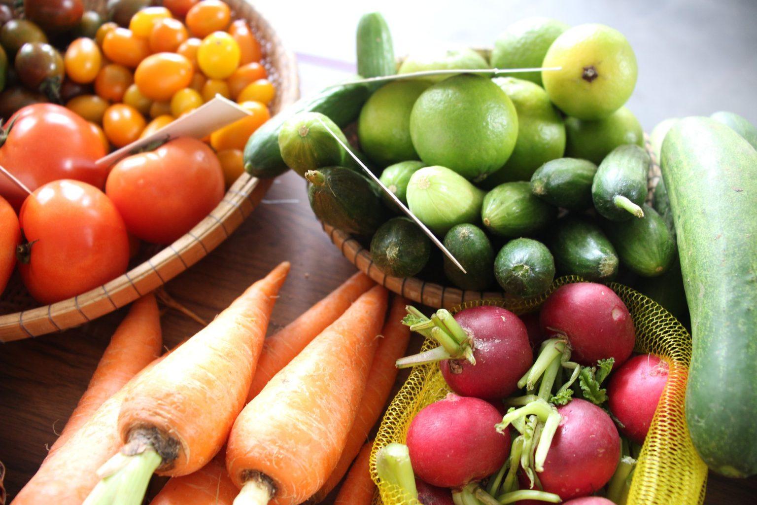 Organic food stores in Danang