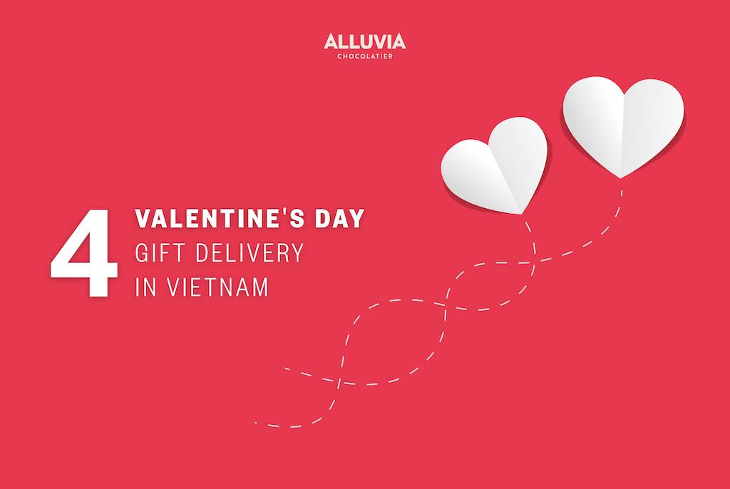 Valentine chocolate Vietnam