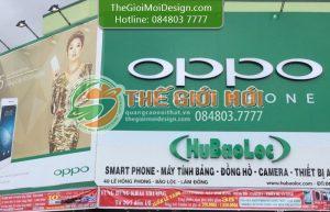 biển quảng cáo điện thoại