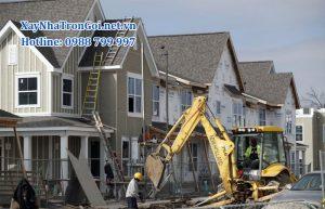 xây nhà giá rẻ tphcm