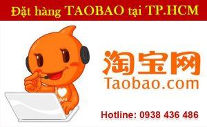 đặt hàng taobao tại tphcm