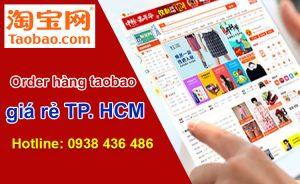 order hàng taobao giá rẻ tphcm