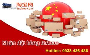 nhận đặt hàng taobao