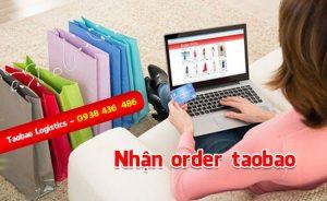 nhận order taobao