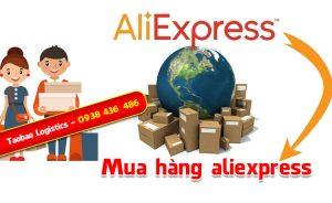 mua hàng aliexpress