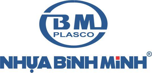 Logo áo mưa nhựa Bình Minh