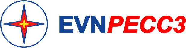 Logo áo mưa EVN PECC3