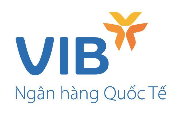 Logo VIB BANK - áo mưa rando