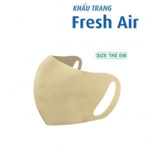 Khau trang Fresh air - Tre em - RANDO - 1-1