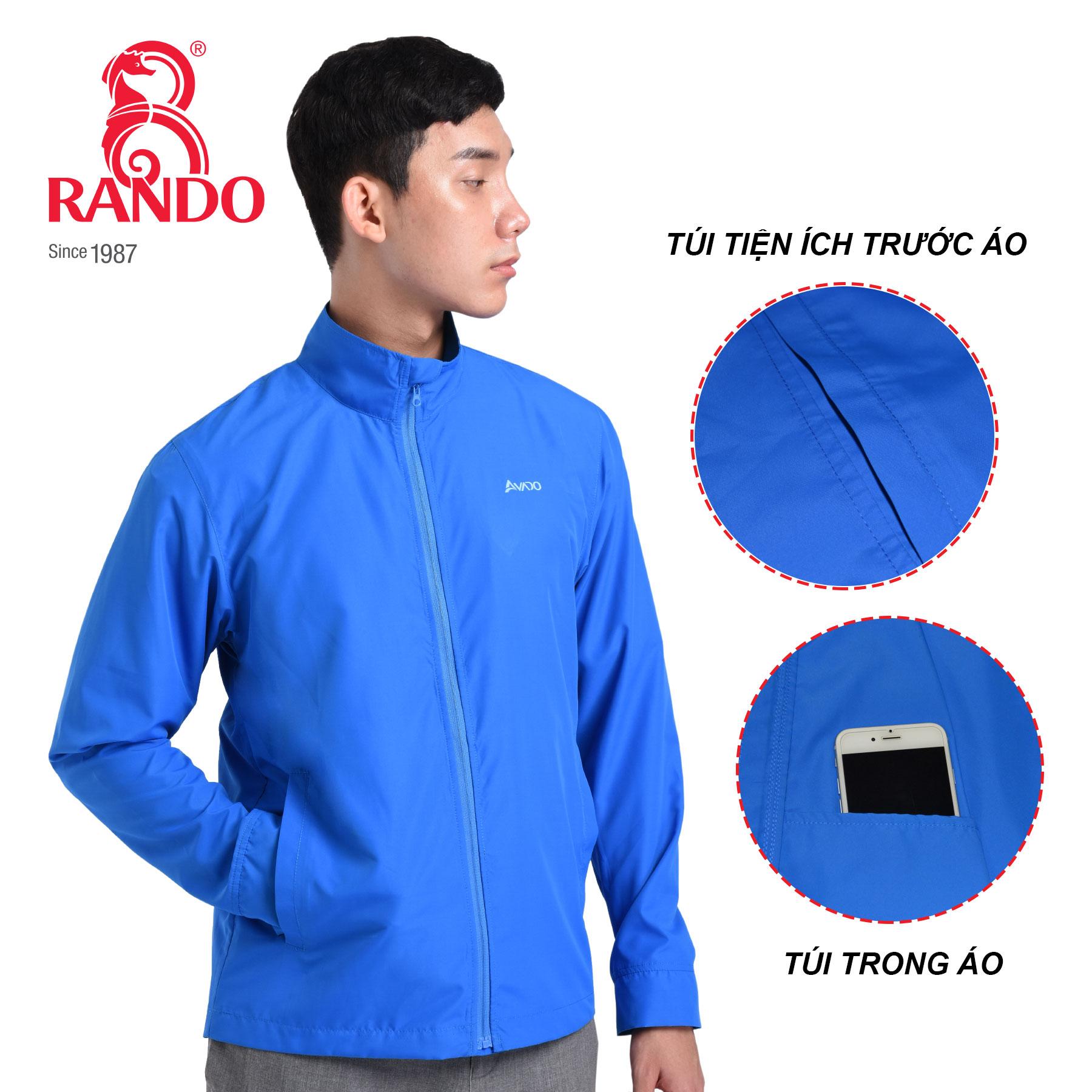 Túi tiện ích áo gió cao cấp Nam AVADO - RANDO