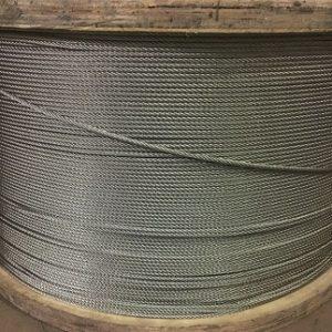 dây thừng inox 316 phi 4mm