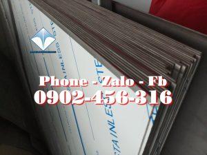 Tấm inox 304 Inox 304L 0.5mm