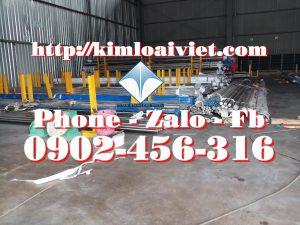 láp inox 420 inox 430 phi 55mm