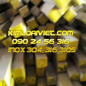 Vuông đặc Inox 304/304L