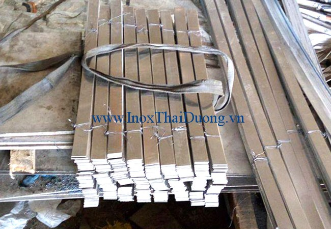 Thanh la inox được nhập khẩu và phân phối bởi inox Thái Dương