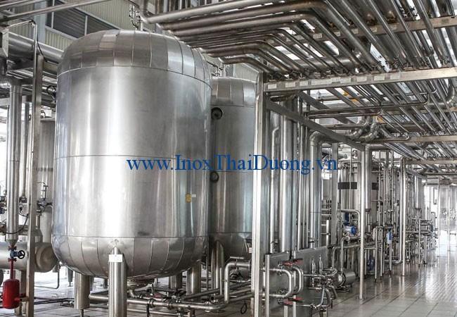 SUS 309S được ứng dụng trong công nghiệp và gia dụng