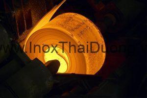 Khả năng chịu nhiệt của Inox 310s rất tuyệt vời gần như không bị biến dạng cho dù tác động ở nhiệt độ cao