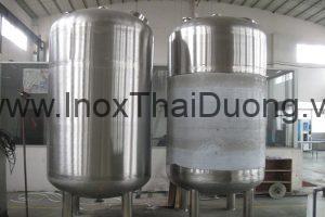 Ứng dụng làm bồn chứa công nghiệp của inox 316