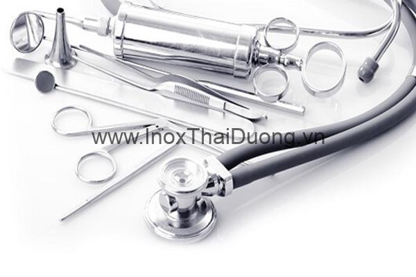 Inox 316 được ứng dụng trong y tế