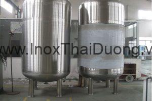 Bồn chứa làm bằng inox 316