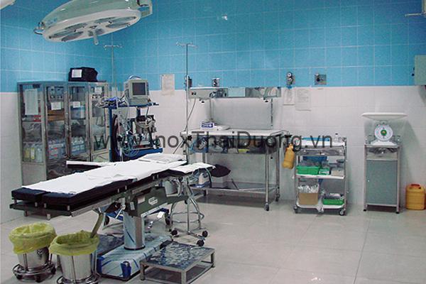 Tấm Inox 316 trong y tế