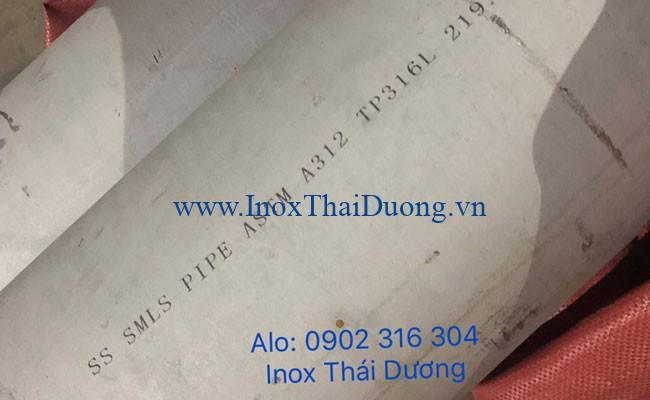 Ống inox 316 có độ bền và độ chống ăn mòn rất ốt