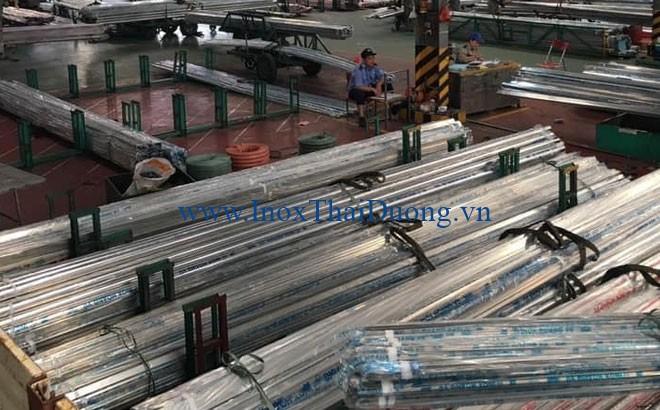 Lựa chọn xưởng sản xuất có báo giá ống inox 304 rõ ràng