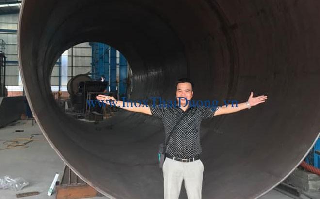 báo giá ống inox 304