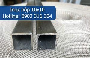 inox hộp 10x10