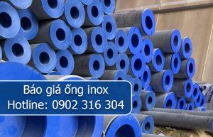 báo giá ống inox