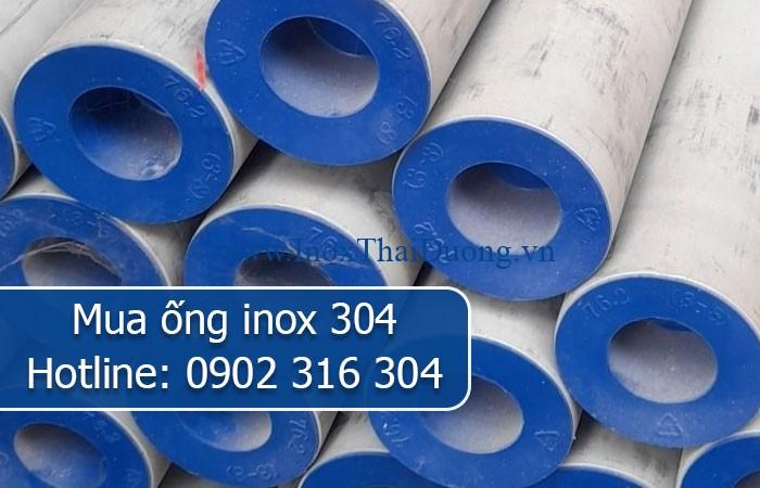 mua ống inox 304