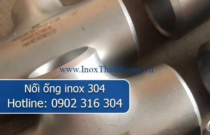 nối ống inox 304