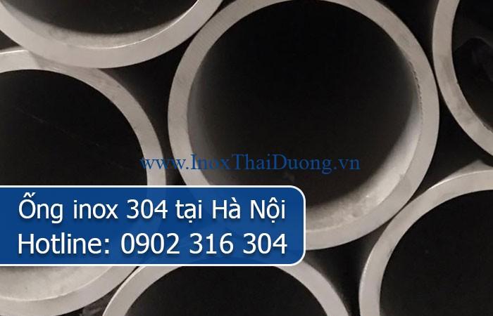 ống inox 304 tại hà nội