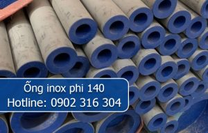 ống inox phi 140