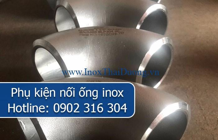 phụ kiện nối ống inox