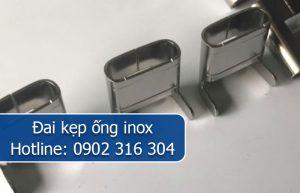 đai kẹp ống inox