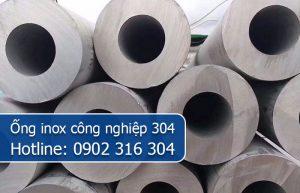 ống inox công nghiệp 304