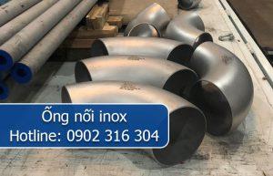 ống nối inox