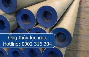 ống thủy lực inox