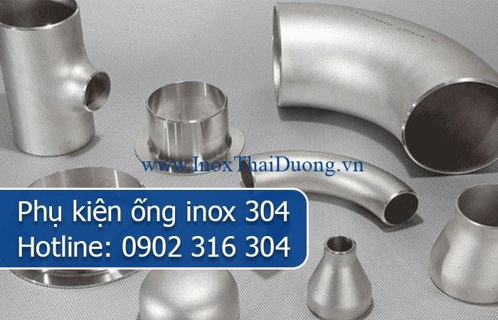 phụ kiện ống inox 304