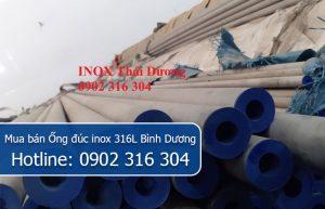 Mua bán Ống đúc inox 316L Bình Dương