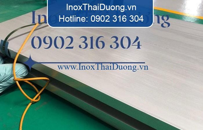 Mua bán Tấm inox 316L tại Phú Quốc