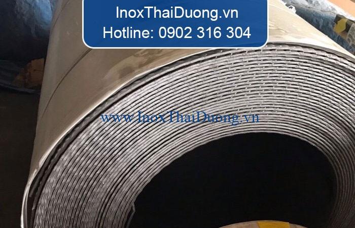 tấm inox 304 gân đúc tại Vũng Tàu