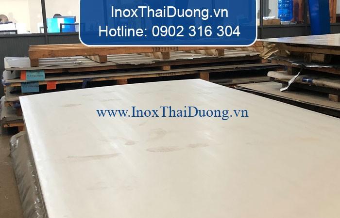 tấm inox tại Biên Hòa