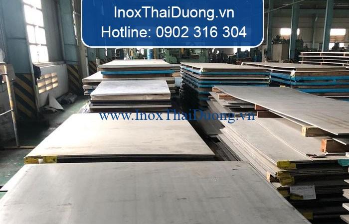 tấm inox 304 tại Biên Hòa